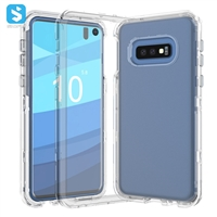 TPU PC phone Clear case for SAMSUNG  Galaxy S10